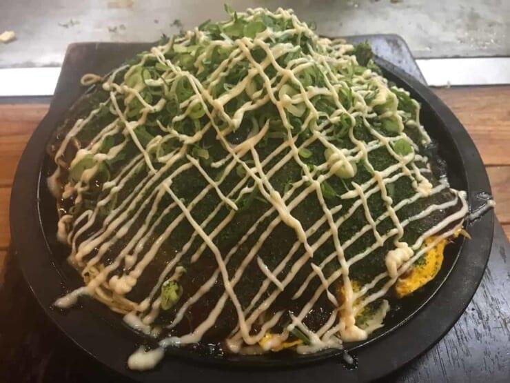 蝦蟇 広島焼き