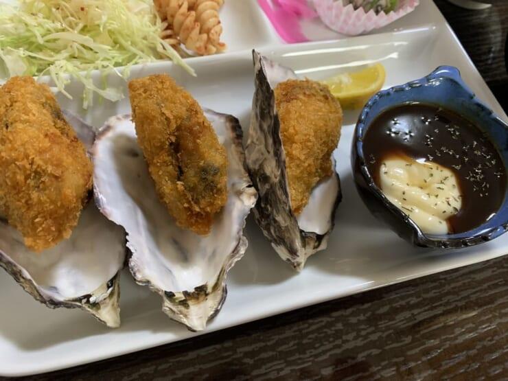 かましま 牡蠣